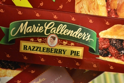 Lent 4: Razzleberry Pie